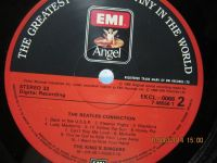 EMI AngelLPKorean releaseEKCL-0068Side 2 label