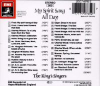 EMI/Angel - CD - CDC 7 49765 2Back Cover